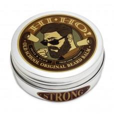 Бальзам для бороды премиум класса Hi-Ho с ароматом Bay Rum. Cильная фиксация, 50